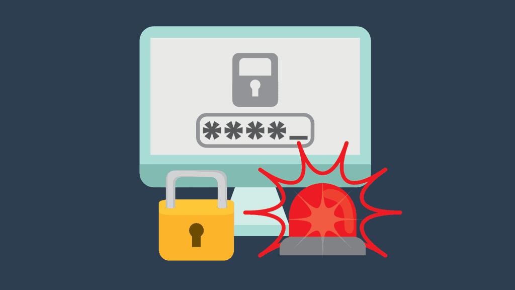 Security Concept Safe Password Reuse