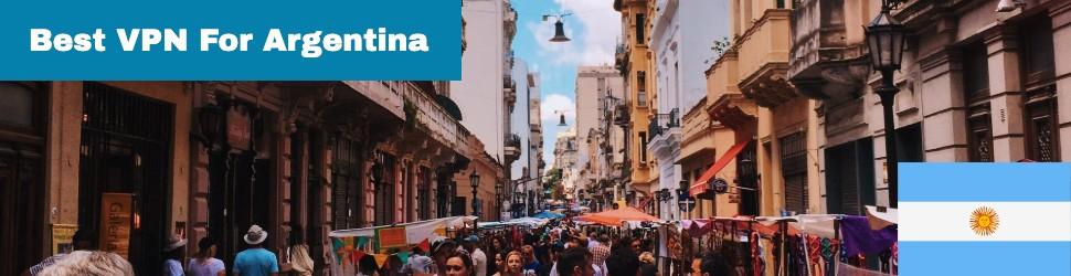Best VPN provider for Argentina