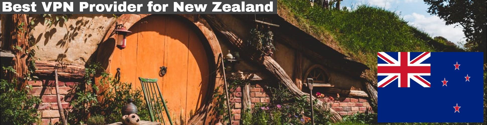 Best VPN For New Zealand