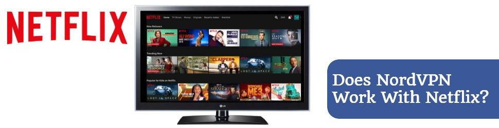 nordvpn Work With Netflix