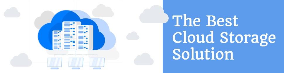 Best Cloud Storage Solution
